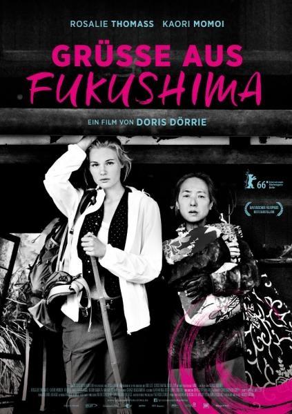 Pozdravy z Fukušimy