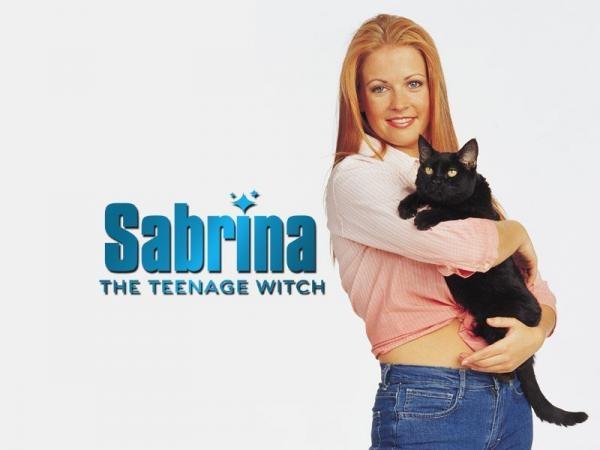 Sabrina, mladá čarodějnice