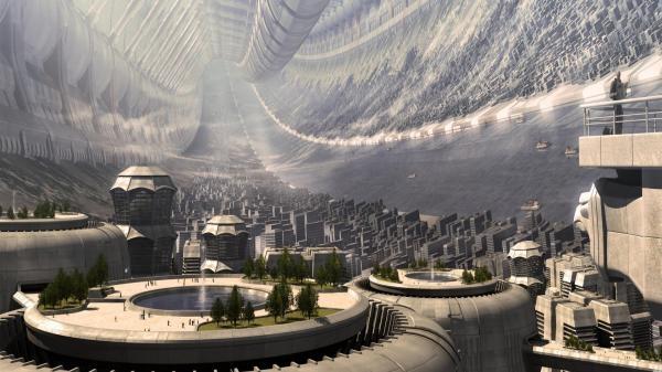 Vesmírné kolonie