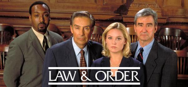 Seriál Zákon a pořádek