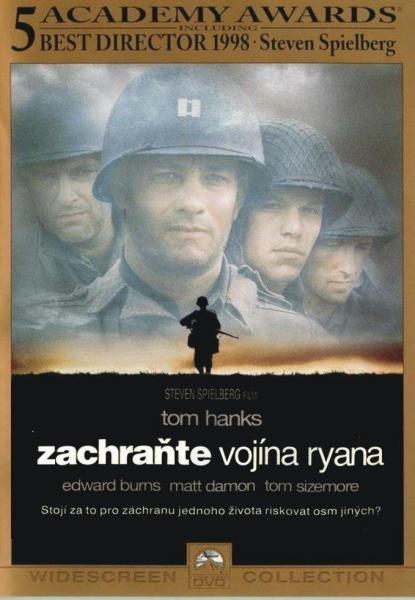 Film Zachráňte vojaka Ryana