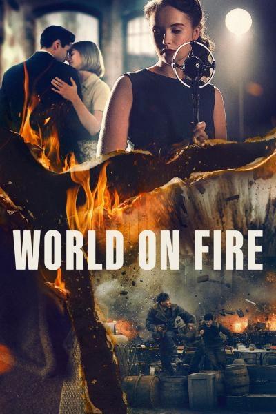 Svet v plameňoch