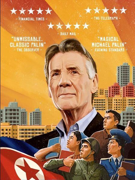 Dokument Michael Palin v Severní Koreji