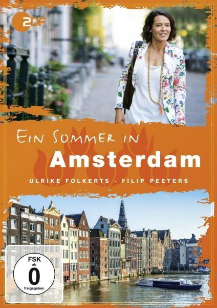 Léto v Amsterdamu