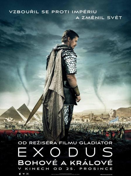 Film Exodus: Bohové a králové