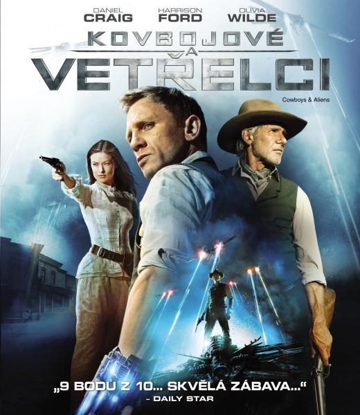 Film Kovbojové a vetřelci