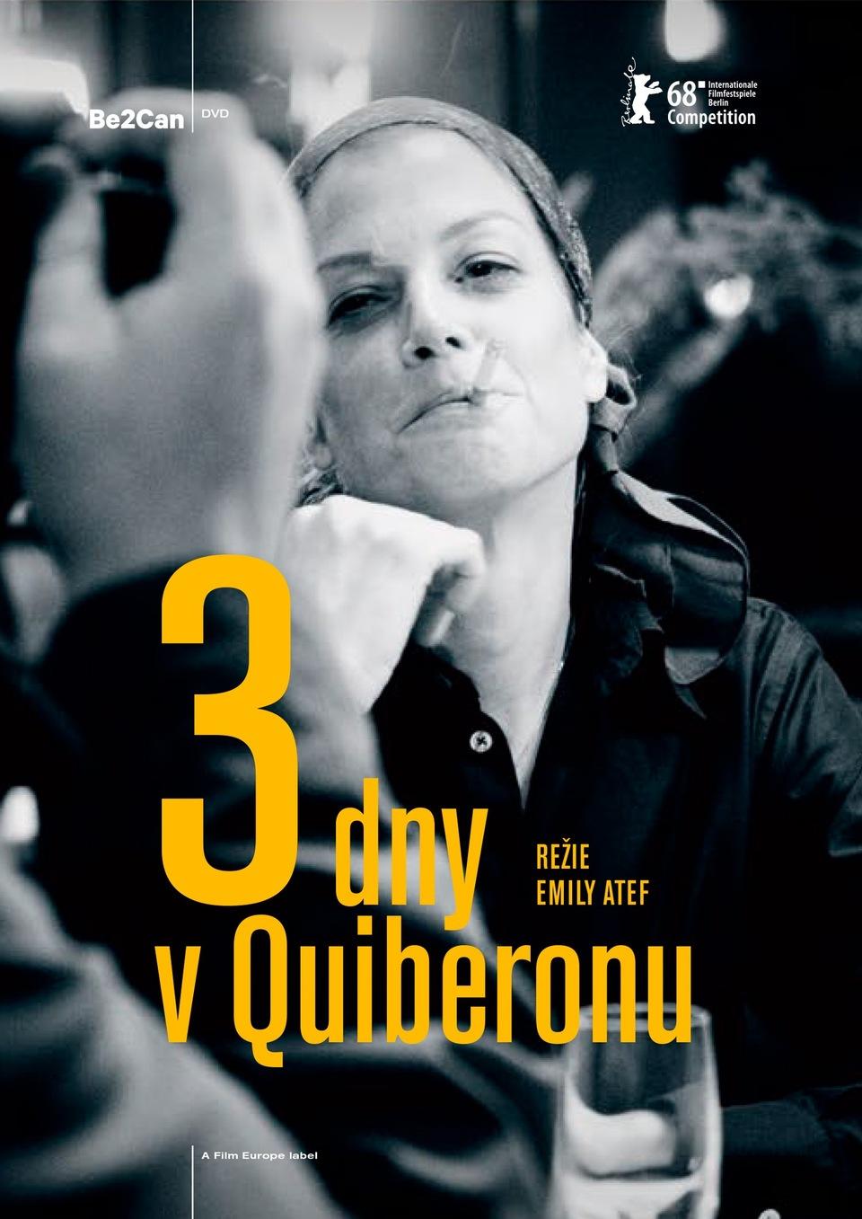 Film 3 dny v Quiberonu