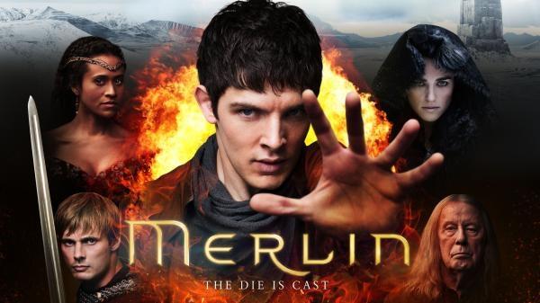 Seriál Merlin