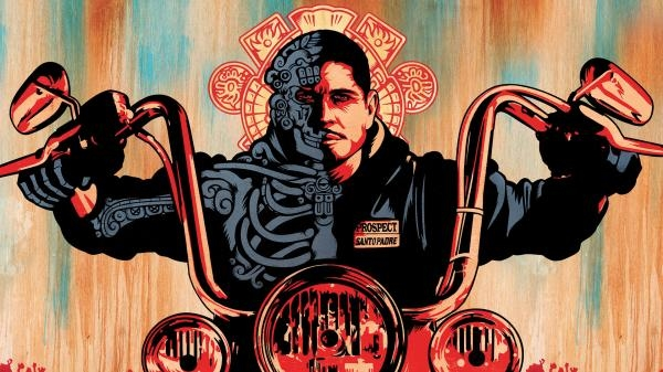 Zákon gangu: Mayové
