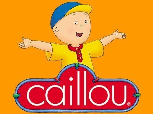 Volám sa Caillou