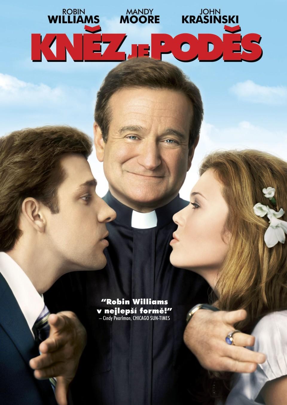Film Kněz je poděs