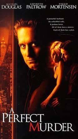 Film Dokonalá vražda