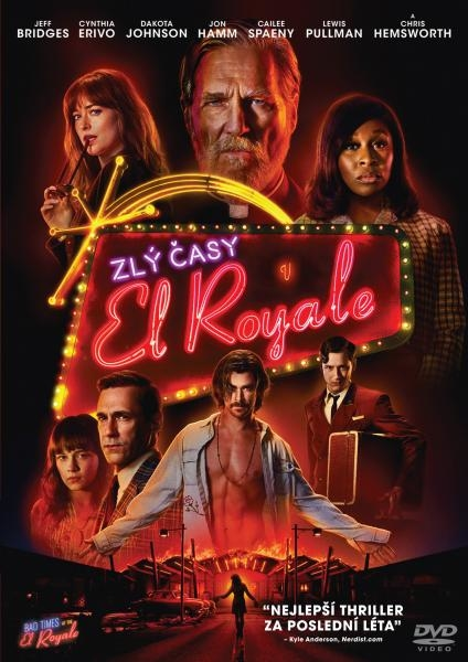 Film Zlý časy v El Royale