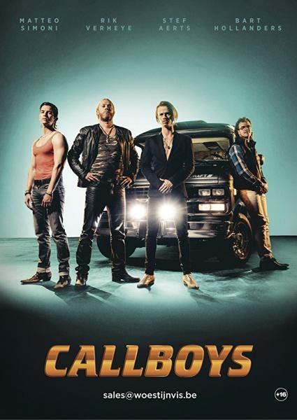 Seriál Callboys