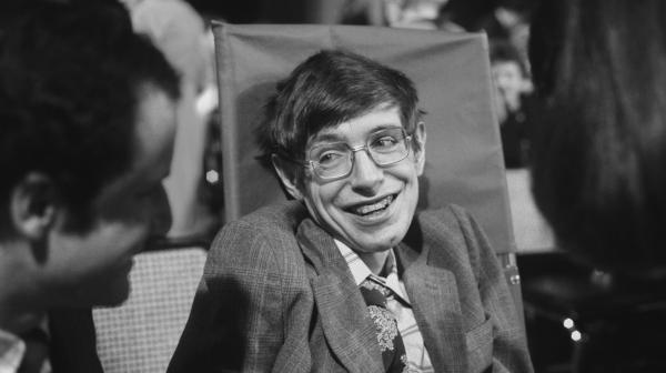 Příběh Stephena Hawkinga