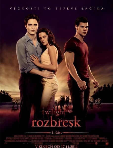 Film Twilight sága: Rozbřesk - 1. část