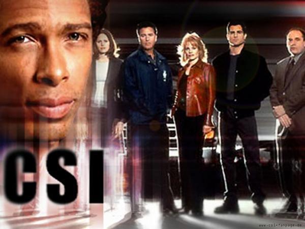 Seriál C.S.I.: Kriminálka Las Vegas