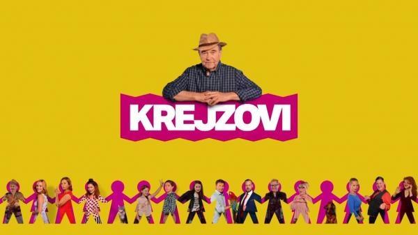 Seriál Krejzovi
