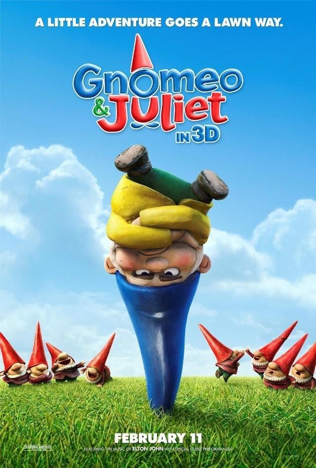 Gnomeo & Julie