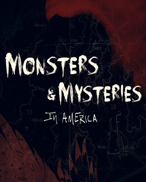 Záhady a monstra Ameriky