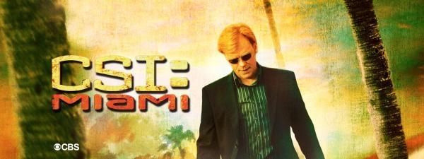 Seriál C.S.I.: Kriminálka Miami