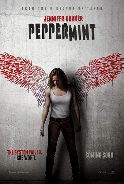 Film Anjel pomsty