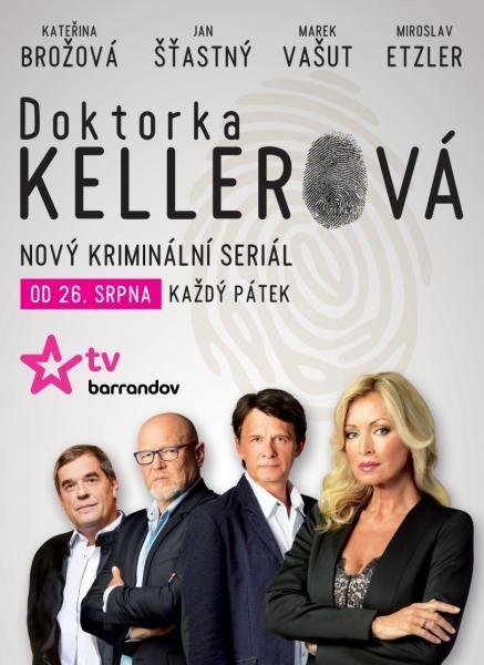 Seriál Doktorka Kellerová