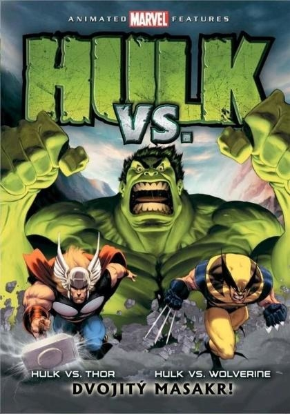 Film Hulk Vs. Thor