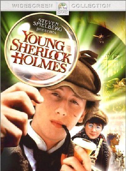 Film Sherlock Holmes: Pyramída hrôzy