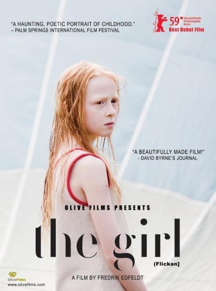 Dívka