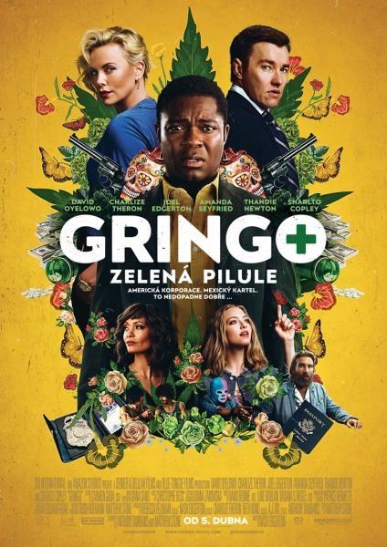 Film Gringo: Zelená pilule