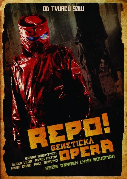 Film Repo! Genetická opera