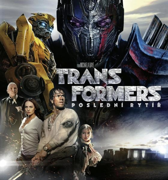 Film Transformers: Poslední rytíř