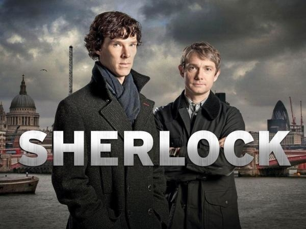 Seriál Sherlock - Das letzte Problem