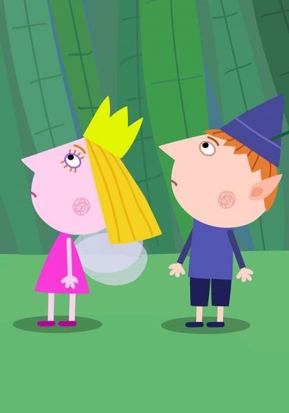 Maličké království Bena a Holly