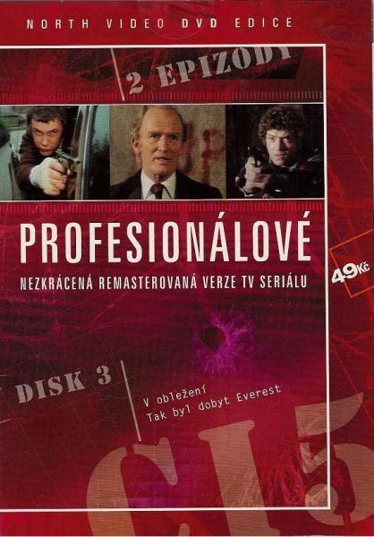 Seriál Profesionálové