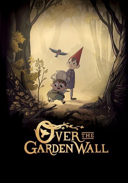 Za zdí zahrady