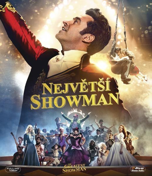 Film Najväčší showman