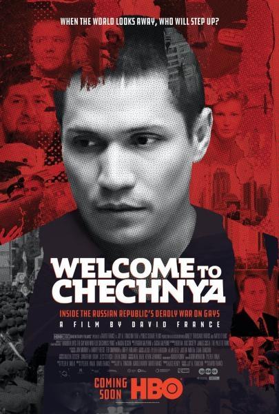 Vítejte v Čečensku