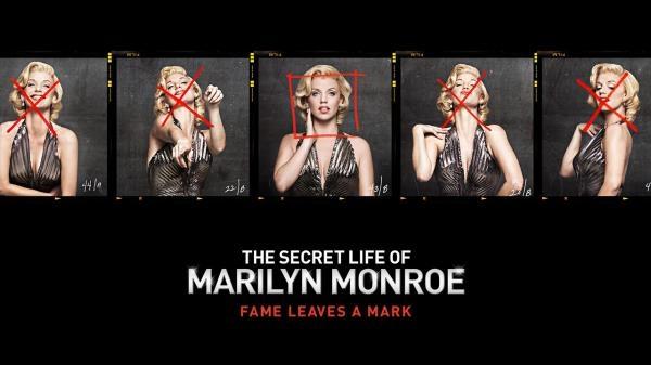 Tajný život Marilyn Monroe