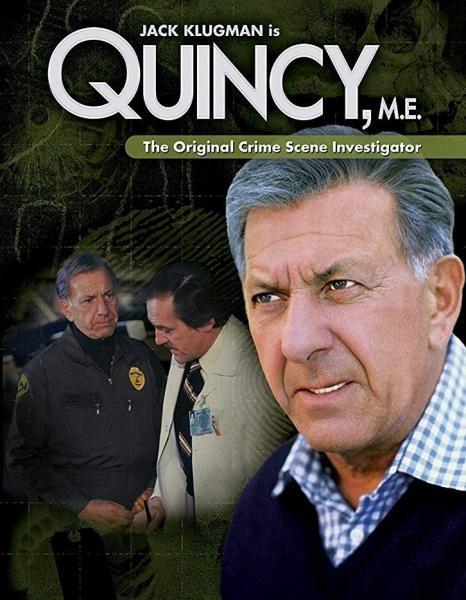 Seriál Koroner Quincy