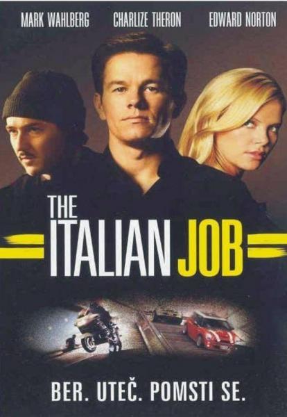 Loupež po italsku