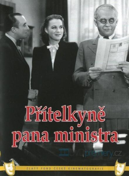 Přítelkyně pana ministra