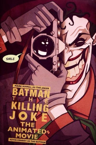 obrázek k pořadu Batman vs. Joker