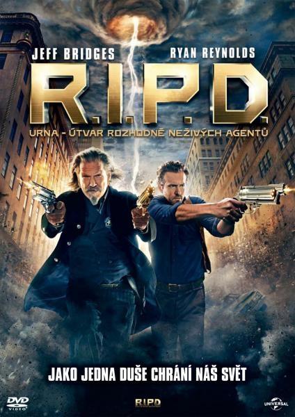 Film R.I.P.D. - URNA: Útvar rozhodně neživých agentů