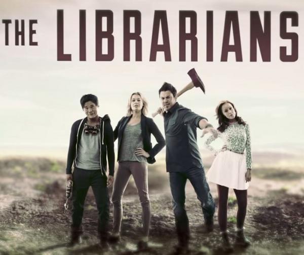 Seriál Bibliotekarze