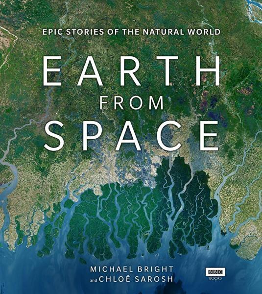 Planeta Země z vesmíru