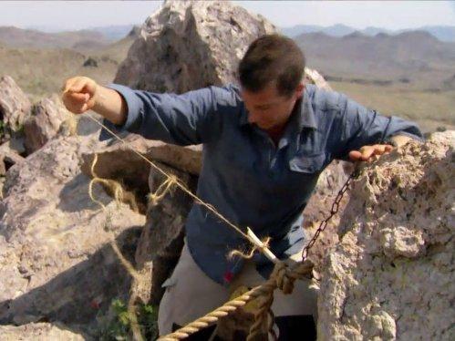 Bear Grylls: Muž vs. divočina  IV (4)