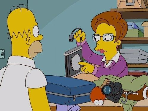 Simpsonovi  XXII (2)