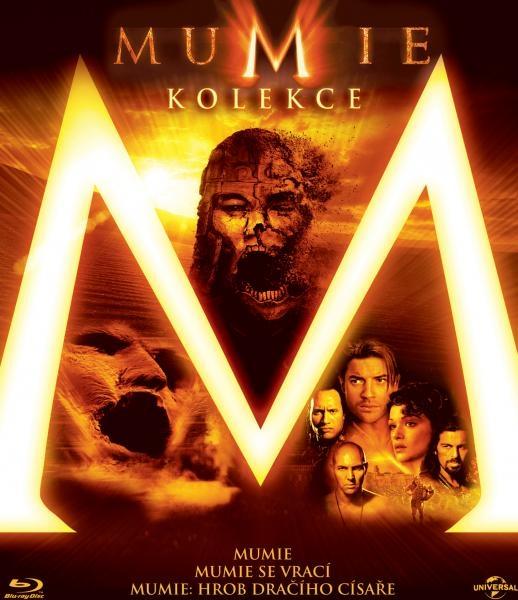Film Mumie se vrací